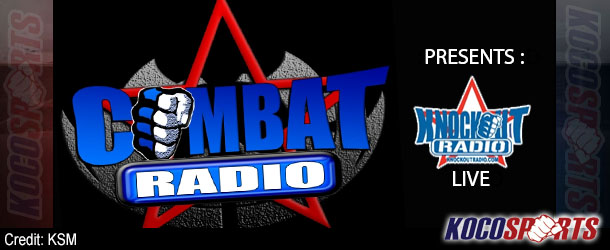 Audio: Knockout Radio Live – 08/01/13 – (Daron Cruickshank, Dan Blevins, Dan Vallimont & More!)