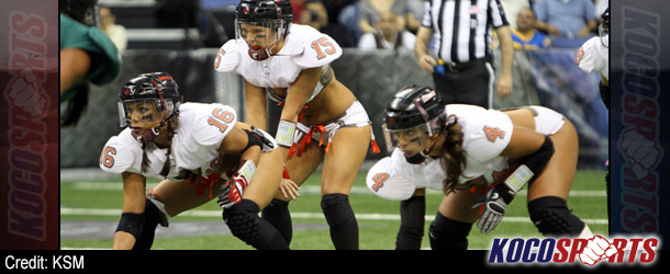 Audio: LFL founder compares the growth of the franchise to the WWE and UFC