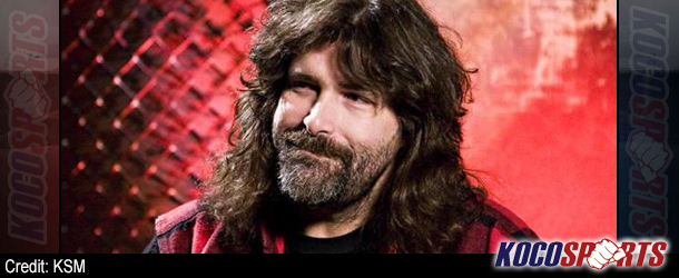 Audio: Mick Foley shares his views on invasive TSA pat-downs and body scans