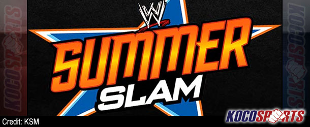 Video: WWE SummerSlam – 08/18/13 – (Full Show)