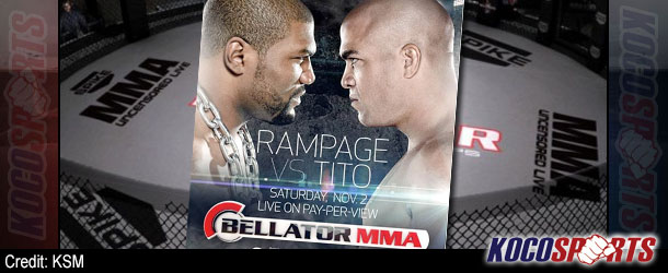 """Tito Ortiz signs with Bellator, meets """"Rampage"""" Jackson on pay-per-view Nov. 2nd"""