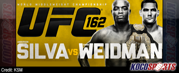 "Video: Breaking coverage of UFC 162 ""Silva vs. Weidman"" – 07/06/13 – (Live @ 10:00PM EST)"