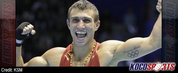 Olympic boxing star Vasyl Lomachenko goes pro
