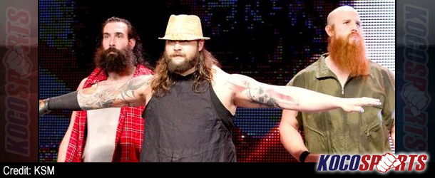 Video: Footage from the Wyatt Family's debut on Monday Night Raw