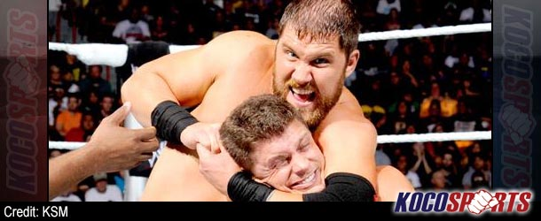 WWE Main Event results – 08/28/13 – (Axel bests Rhodes; Kingston out-steps Fandango!)