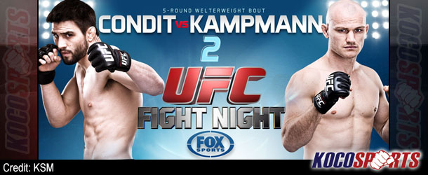 Video: UFC Fight Night 27 – 08/28/13 – (Full Show)