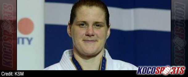Karina Bryant announces her retirement from judo one year after winning Olympic bronze at London 2012