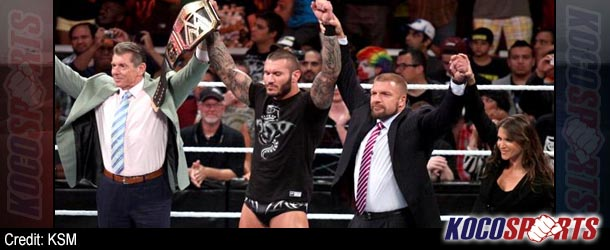 Audio: Koco's Corner #162 – (Is Batista vs. Orton at WrestleMania good story telling?)