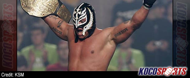 Video: Rey Mysterio comments on his return to the WWE and his entrance into the Andre the Giant Memorial Battle Royal
