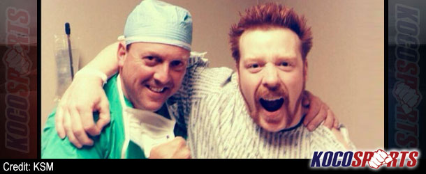 WWE's Sheamus O'Shaunessy Tweets message to fans before undergoing surgery for torn labrum