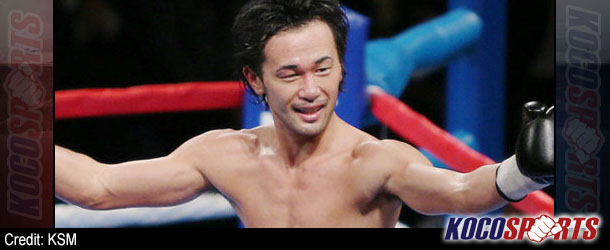 "Yamanaka scores KO with ""God's Left"" for 4th title defense"