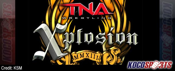Video: TNA Xplosion coverage – 06/10/14 – (Velvet Sky vs. Madison Rayne)