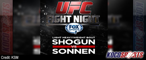 Video: Coverage of the UFC Fight Night 26 press conference and weigh-ins