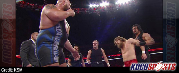 WWE Monday Night Raw results – 09/02/13 – (Show becomes a Corporate Weapon; Rhodes is future endeavored!)