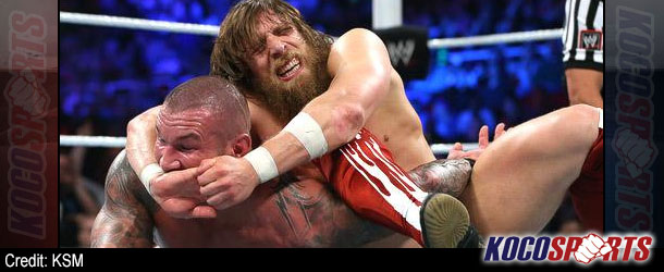 Daniel Bryan suffers a concussion during the main event of Monday Night Raw