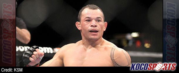 Trainers reveal secrets of Gleison Tibau's fight night weight gain