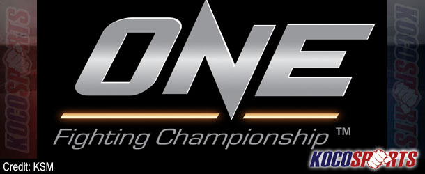Footage of Major Overall's brutal soccer kick that knocked Bruno Pucci unconscious at ONE FC 16