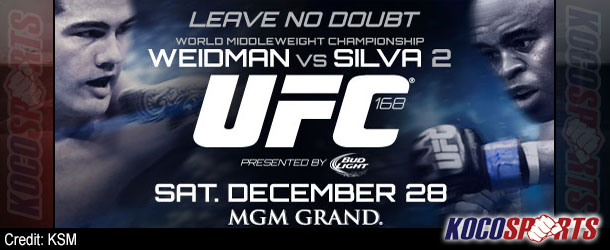 """Video: Coverage of the UFC 168 """"Weidman vs. Silva 2"""" – Brazil Press Conference"""