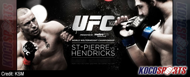 "Video: Breaking coverage of UFC 167 ""St-Pierre vs. Hendricks"" – 11/16/13 – (Live @ 8PM EST / 1AM GMT)"