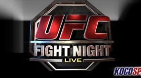 Video: Breaking coverage of UFC Fight Night 57 – 11/22/14 – (Live @ 8:30PM EST / 1:30AM GMT)