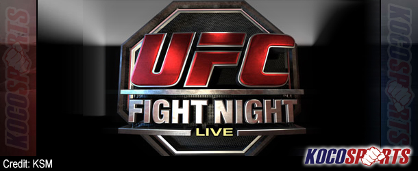 Video: UFC Fight Night 47 – 08/16/14 – (Full Show)