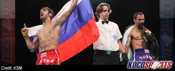 World Combat Games Coverage – 10/25/13 – (Kickboxing – Low Kick competition complete!)