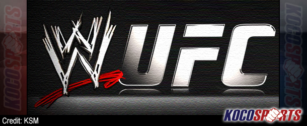 WWE fight piracy by switching to better business model; UFC choose to prosecute and threaten their fans