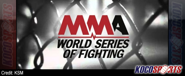 Video: World Series of Fighting 9 – 03/29/14 – (Main Card Fights)