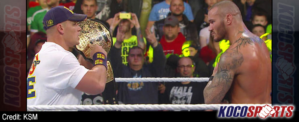 WWE Survivor Series results – 11/24/13 – (Orton & Cena retain; Punk & Bryan beat The Wyatt Family)
