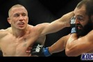 Georges St-Pierre claims him and fellow UFC star Rashad Evans had a UFO Encounter together