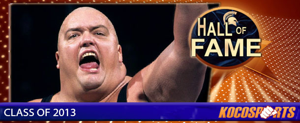 King Kong Bundy inducted into the Kocosports.com Combat Sports Hall of Fame