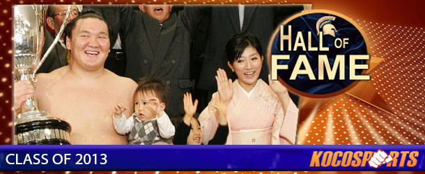Hakuhō Shō inducted into the Kocosports.com Combat Sports Hall of Fame