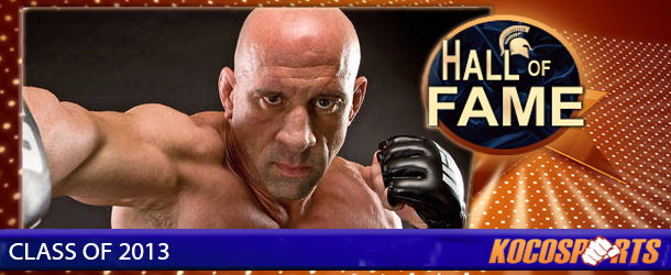 Mark Coleman inducted into the Kocosports.com Combat Sports Hall of Fame