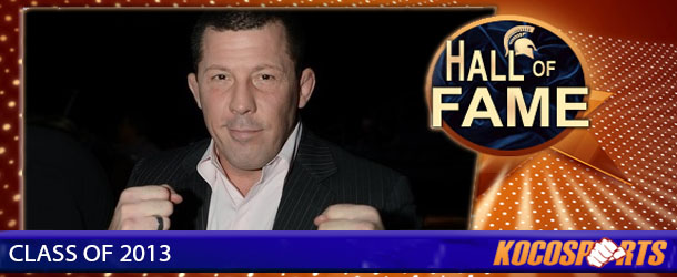 Pat Miletich inducted into the Kocosports.com Combat Sports Hall of Fame