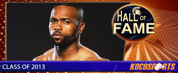 Roy Jones Jr. inducted into the Kocosports.com Combat Sports Hall of Fame