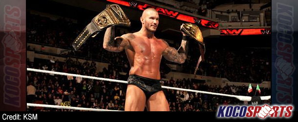 "WWE TLC – ""Tables, Ladders & Chairs"" results – 12/15/13 – (Randy Orton becomes WWE World Heavyweight Champion!)"