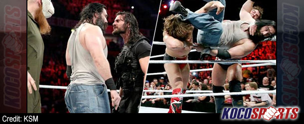WWE Monday Night Raw results – 11/11/13 – (Big Show strikes; The Wyatts & Shield find common ground!)