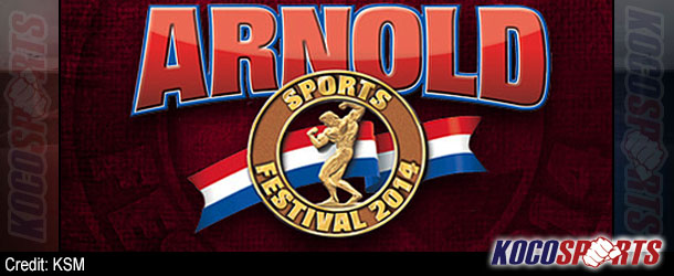 Dennis Wolf, Shawn Rhoden, Victor Martinez & Evan Centopani among notables at 2014 Arnold Classic