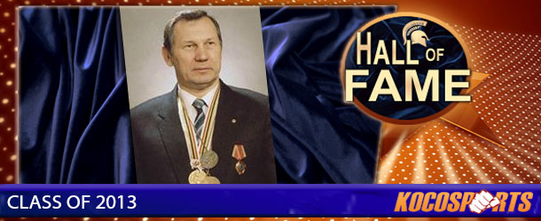 Aleksandr Medved inducted into the Kocosports.com Combat Sports Hall of Fame