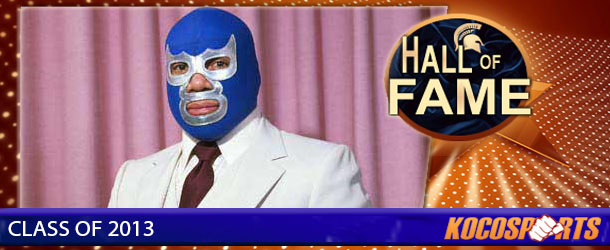 Blue Demon inducted into the Kocosports.com Combat Sports Hall of Fame