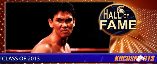 """Don """"The Dragon"""" Wilson inducted into the Kocosports.com Combat Sports Hall of Fame"""