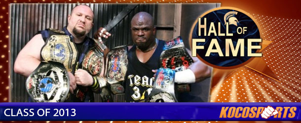 The Dudley Boyz inducted into the Kocosports.com Combat Sports Hall of Fame