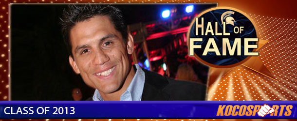 Frank Shamrock inducted into the Kocosports.com Combat Sports Hall of Fame