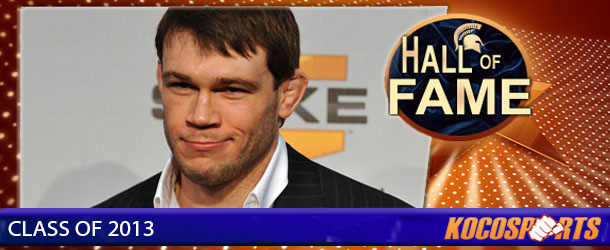 Forrest Griffin inducted into the Kocosports.com Combat Sports Hall of Fame