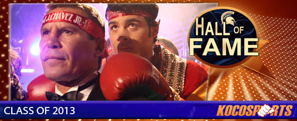 Julio Cesar Chavez inducted into the Kocosports.com Combat Sports Hall of Fame