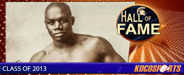 Sam Langford inducted into the Kocosports.com Combat Sports Hall of Fame