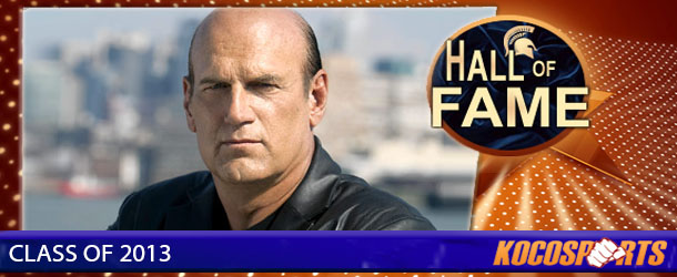Jesse Ventura inducted into the Kocosports.com Combat Sports Hall of Fame