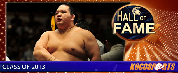 Kaiō Hiroyuki inducted into the Kocosports.com Combat Sports Hall of Fame