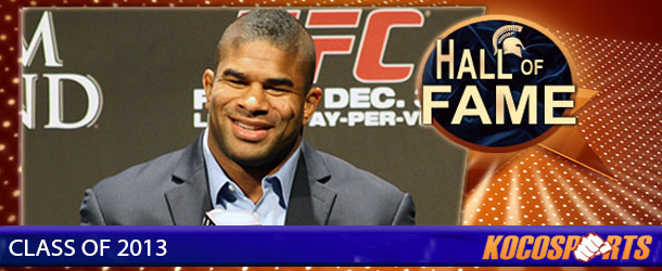 Alistair Overeem inducted into the Kocosports.com Combat Sports Hall of Fame
