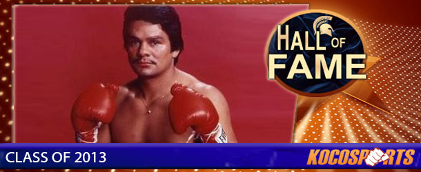 Roberto Duran inducted into the Kocosports.com Combat Sports Hall of Fame